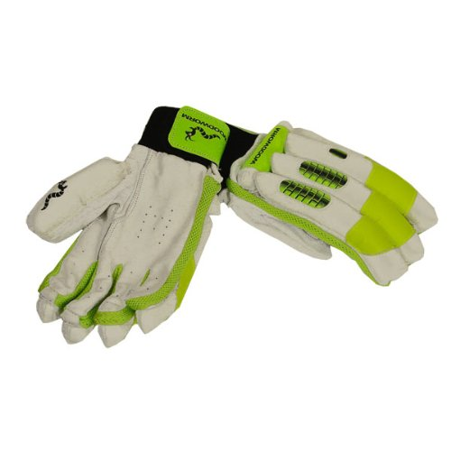 WOODWORM CRICKET GLOWWORM BUZZ BATTING GLOVES BOYS RIGHT HAND