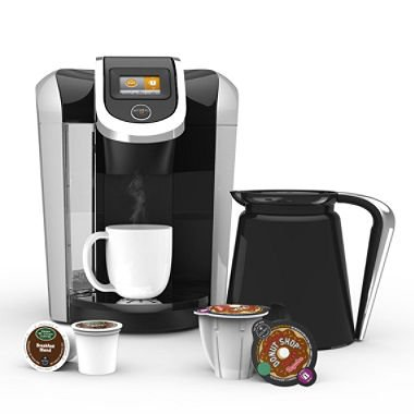 Sale!! Home Brewing System From Keurig! Newest Coffee System Available That Combines Single Serve an...