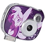 SAKAR Disney Tinkerbell 7.1MP iPad Camera with 1.5 Screen - 96001