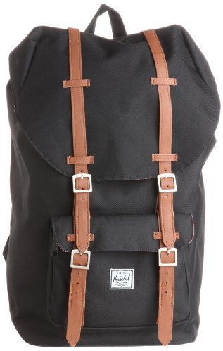 Herschel Supply Co. Little America Back Pack - Black 64535