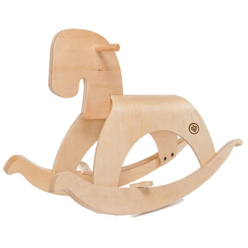 Baby Girl Rocking Horse back-622875