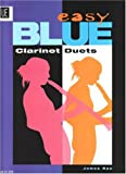 img - for Easy Blue Duets book / textbook / text book