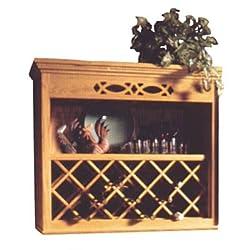 Omega National Products Wine Rack Lattice