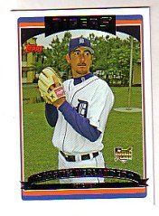 2006 Topps Detroit Tigers Complete Team Set (21 Cards) by Topps