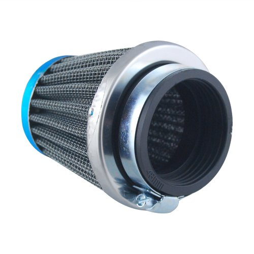 Motorcycle Air Filter Intake Induction Kit 48mm Inlet Rubber for Chopper Scooter KTM ATV Bike Honda Kawasaki Suzuki Yamaha (48 Mm Filter Kit compare prices)