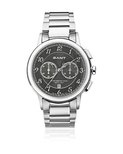 Gant Reloj con movimiento Miyota Slayton W70233 Plateado 43 mm