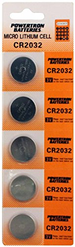 Hossen 10 Pack Lithium Coin Battery - 3 Volt - For Keyless E