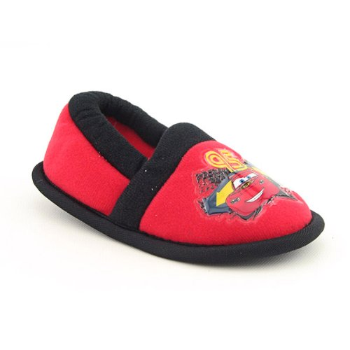 Disney Pixar Cars Loafers Shoes Red Infant Baby Boys