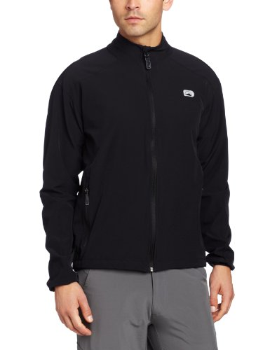 Zoic Men'S Downtown Stretch Jacket (Black, Xx-Large)