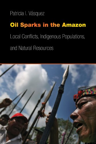 Oil Sparks in the Amazon: Local Conflicts, Indigenous Populations, and Natural Resources (Studies in Security and International Affairs)