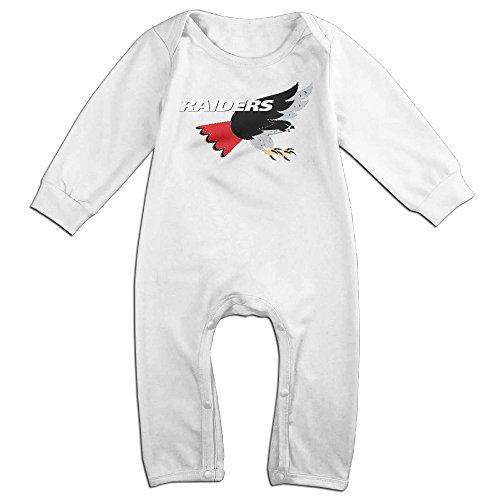[ULEANDY Southern Oregon University Raiders Baby Romper Longsleeve Jumpsuit Costume 24 Months] (Lil Teddy Bear Costume)