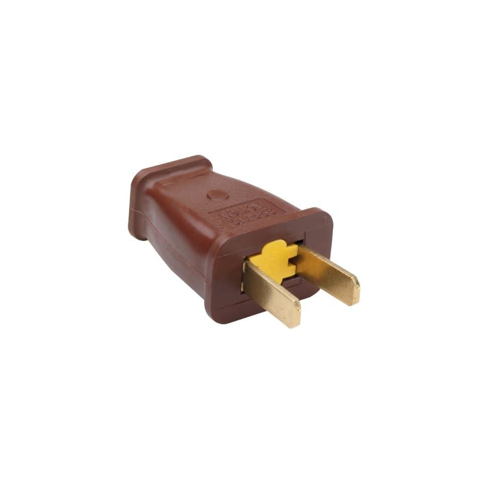 Pass  U0026 Seymour Sa440cc10 Residential Non Polarized Plug 15