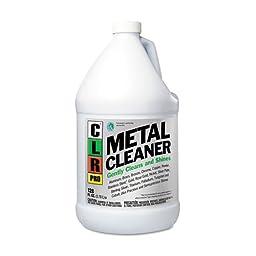 CLR PRO Metal Cleaner, 128 oz Bottle - Includes four per case.