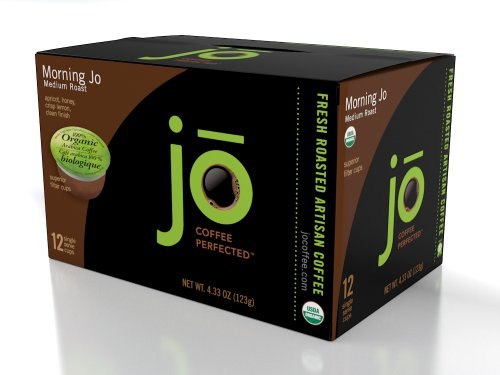 MORNING JO: 72 Single Serve Cups, SingleCup Jo
