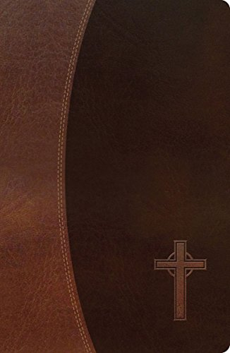 NKJV-Gift-Bible-Imitation-Leather-Brown-Red-Letter-Edition-Classic