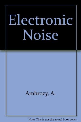Electronic Noise PDF