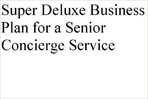 Marketing Plan for a Concierge Service