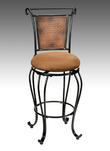 Hillsdale Milan Swivel Counter Stool