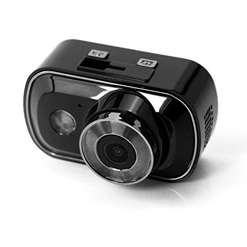 Pyle PDVRCAM50W - Full HD 1080p Dash Cam + Sports Action Camera - AV Output for FPV Drone Flight and built in WIFI