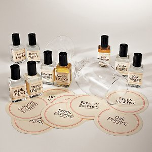 Wine Tasting Essence Kit