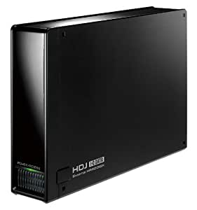 I-O DATA 静音冷却ファン搭載(電源内蔵)USB接続外付ハードディスク 外付ハードディスク 3.0TB HDE-U3.0J [フラストレーションフリーパッケージ(FFP)]