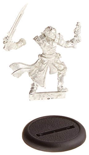 Privateer Press - Warmachine - Mercenary: Captain Phinneus Shae Model Kit