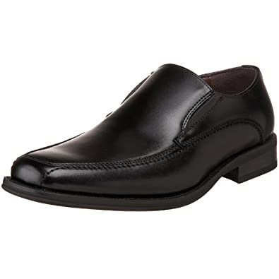 Bass Men's Ashbury Slip-On Loafer,Black,7 D US