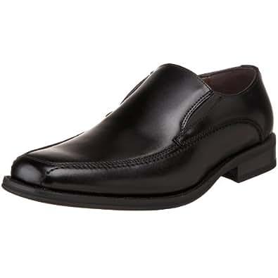 Bass Men's Ashbury Slip-On Loafer,Black,7 D US