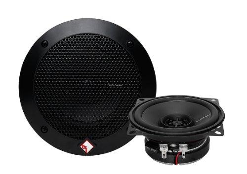 Rockford Fosgate R14X2 Prime 4-Inch Full Range Coaxial Speaker - Set of 2