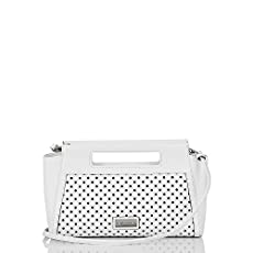 Lenox Clutch<br>White Perf Fashion
