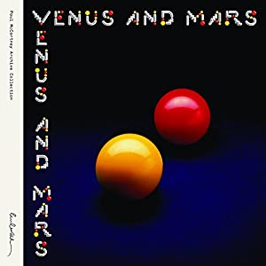 Venus and Mars (Deluxe Book) from Hear Music