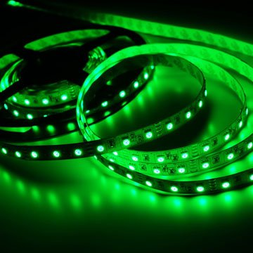 Led Light Strip Led Lighting Green Color 12 Volt Dc For Auto Airplane Aircraft Rv Boat Interior Cabin Cockpit Led Light