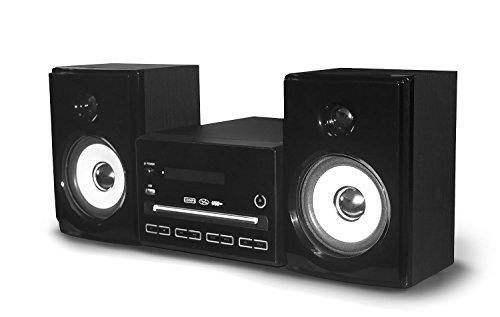 Impianto stereo compatto design impianto illuminazione a led mini hifi appendice mp3 usb lettore - Impianto stereo casa prezzi ...