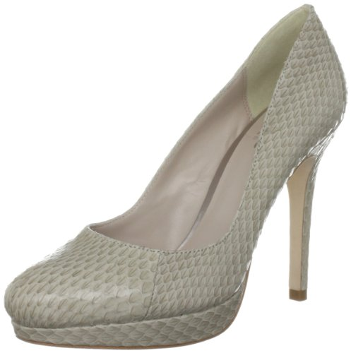 Bourne Women's Agnes Dove Platforms Heels L09059 6.5 UK