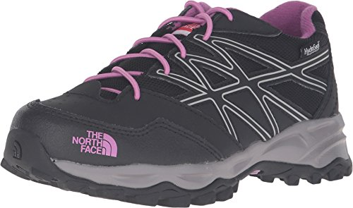 The North Face Youth JR HEDGEHOG HIKER WP (2 Little Kid M, TNF Black/Lupine)
