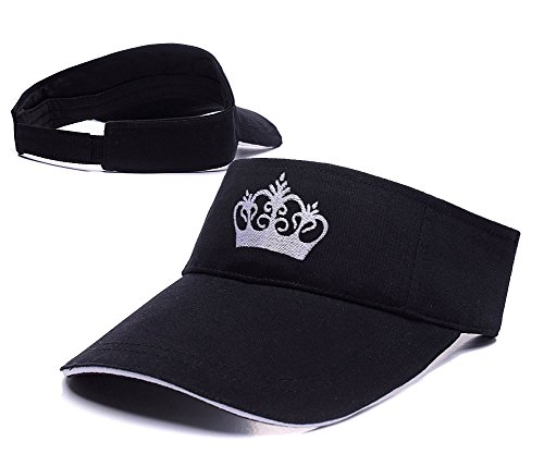 JXJ-Crown-Adjustable-Visor-Cap-Embroidery-Hat-Sports-Visors-Visires