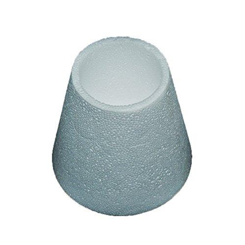 Standfuß für 500g CO2 Flaschen (Styropor)