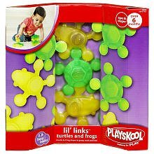 Playskool lil' links turtles and frogs