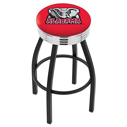 "NCAA Alabama Crimson Tide (Elephant) Logo 30"" Bar Stool"