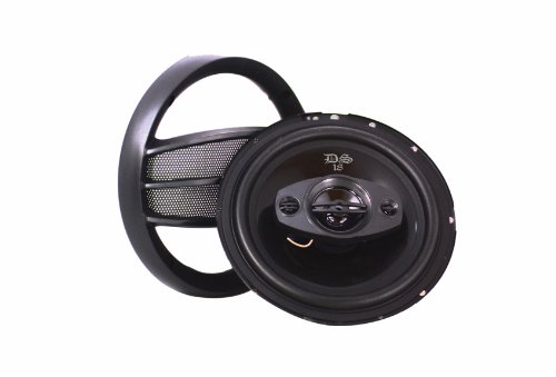 Ds18 Slc652D Select 6.5-Inch 240 Watts Dual Cone Coaxial Speakers - Set Of 2