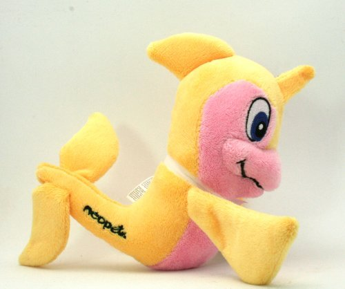 "Neopets Key Quest Virtual Prize 5"" Plush Series 4 - Yellow Flotsam"