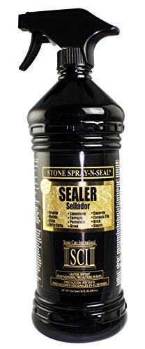 SCI Stone Spray-N-Seal Trigger, 32-Ounce, Set of 6