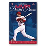 David Freese - St. Louis Cardinals 2011 World Series MVP MLB Kunstdruck