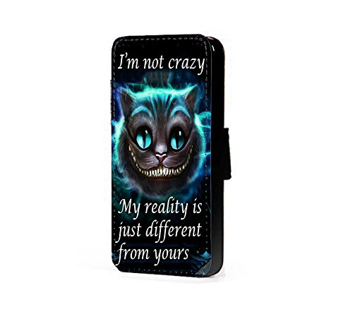 alice-in-wonderland-im-not-crazy-cheshire-cat-faux-leather-wallet-mobile-phone-case-cover-for-samsun