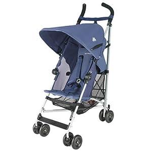 Passeggino maclaren globetrotter crown blue baby e kids - Silla maclaren amazon ...