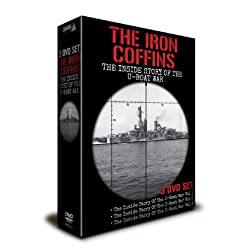 Iron Coffins: The Inside Story of the U-Boat War