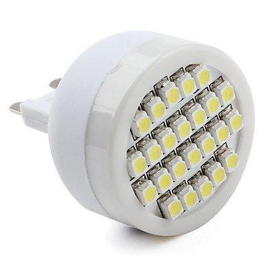 T20 45*1206 Smd White Led Car Signal Lights (2-Pack, Dc 12V)