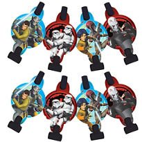 Star Wars Rebels Blowouts 8 Pcs - 1
