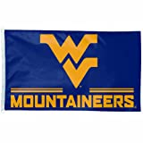 NCAA West Virginia Mountaineers 3-by-5 foot Flag
