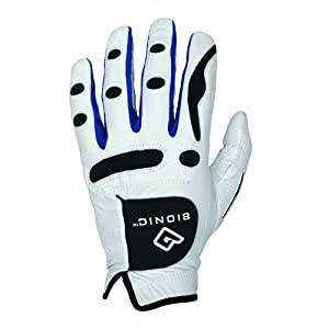 Bionic Men's Performance Grip Golf Glove (Left Hand, X-Large)